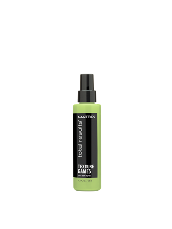 Matrix Total Results Texture Games - Spray teksturyzującydo fal z solą morską 125 ml