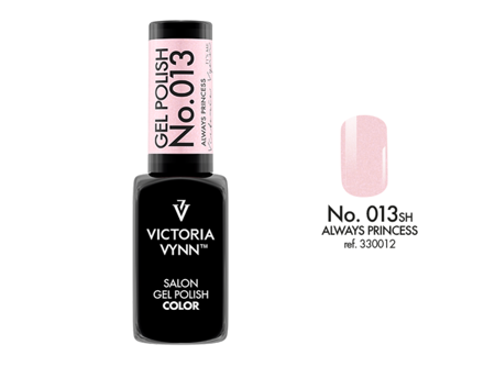 Victoria Vynn Gel Polish Color No.013 Always Princess 8 ml