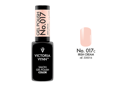 Victoria Vynn Gel Polish Color No.017 Irish Cream 8 ml