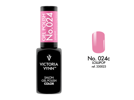 Victoria Vynn Gel Polish Color No.024 Lollipop 8 ml