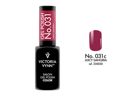 Victoria Vynn Gel Polish Color No.031 Juicy Sangria 8ml