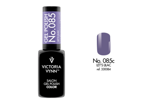 Victoria Vynn Gel Polish Color No.085 Let's Lilac 8ml