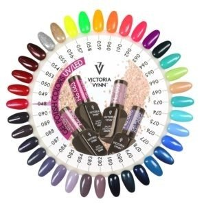 Victoria Vynn Gel Polish Color No.087 Mystery Room 8ml