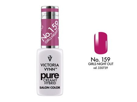 Victoria Vynn Lakier Hybrydowy Pure Creamy Hybrid No.159 Girls Night Out 8ml